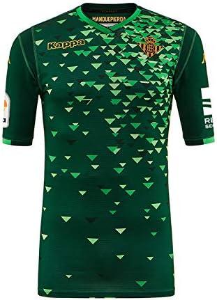 2ª equipación Réplica - Real Betis Balompié 2018/2019 - Kappa ...