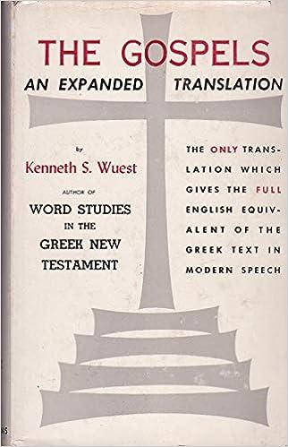 wuest expanded translation