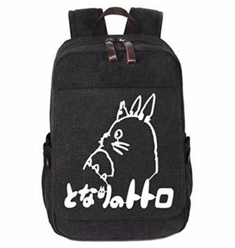 rare Schultertasche Tasche Shoulder Bag Rucksack reisetaschen Weiß Skizzieren Totoro new