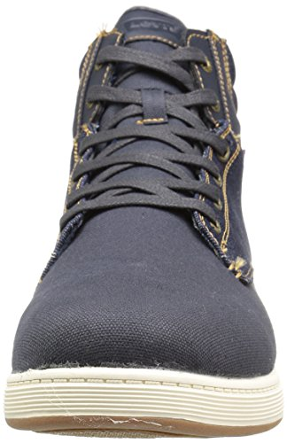 Levis Mens Daryl Jeansmode Sneaker Navy