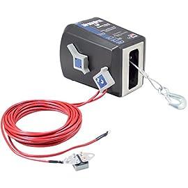 Goldenrod Dutton-Lainson SA5000 12 Volt Electric Winch 1500 lb