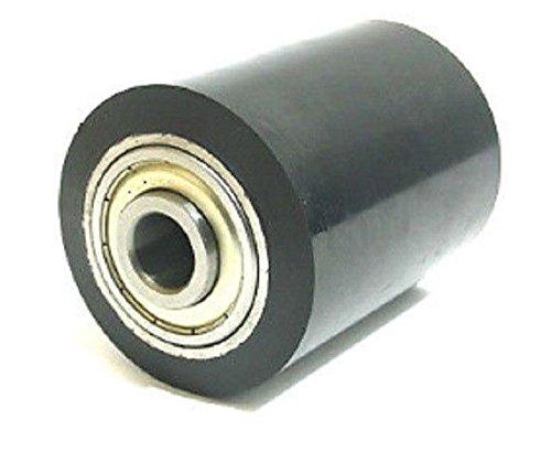 "Hyster Pallet Jack Load Support Wheel 3-5/8"" Wide x 2-3/4"" Diameter x 20mm ID"