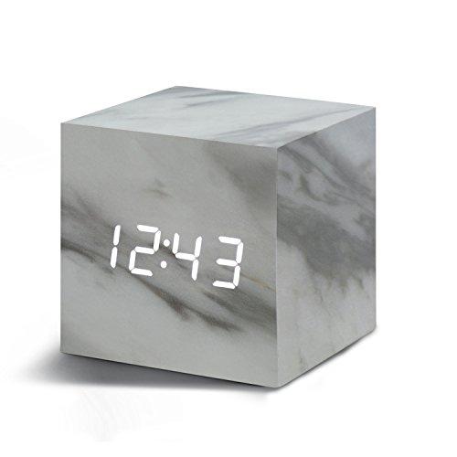 Gingko Cube Click Clock 2.5
