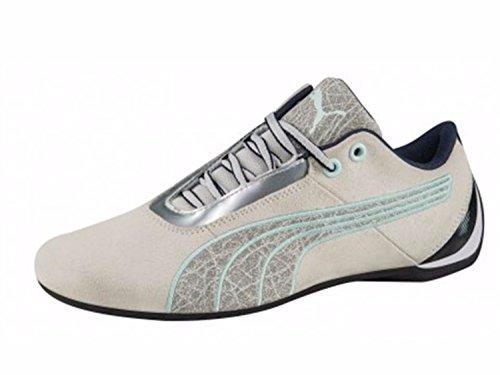 PUMA Future Cat S1 Womens Casual Shoe 305527 03 GLACIER GRAY-GLACIER GRAY