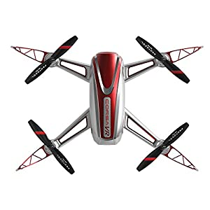 Protocol Kaptur GPS Wifi Live Streaming Drone with 720p HD Camera | Geo Fencing | Low Battery Return Home 12 to 14 Minute Long Flying Time | Motion sensitive auto-stabilizers (Corsa VR) from Protocol