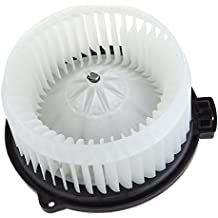 HVAC Motors Replacement ABS plastic Heater Blower Motor w/ Fan Cage ECCPP Heater Fan Control Engine Cooling & Climate Control Front for 2001-2005 Acura EL /2001-2005 Honda Civic /2002-2006 Honda CR-V