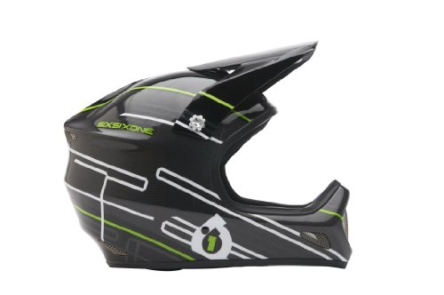 Six Six One Evolution Carbon Helmet Lime, XS (Helmet Evolution Carbon)