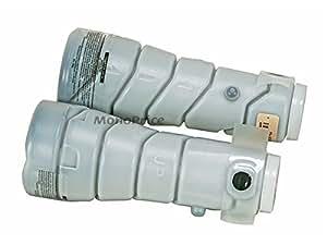 Monoprice 2 pack 240g ctg per ctn Remanufactured Toner 8935-202, MT-102A for Minolta EP-1052, 1083, 2010