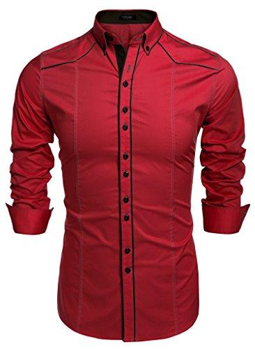 3xl in dress shirt size - 7