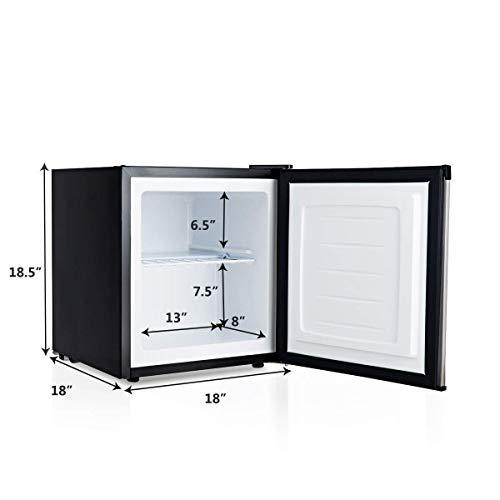 COSTWAY Door Upright Steel - 1.1 Removable