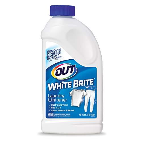 OUT White Brite Laundry Whitener, 1 lb. 12 oz. Bottle