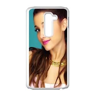 DIY Printed Ariana Grande hard plastic case skin cover For LG G2 SN9Q992148