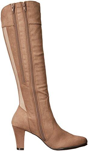 Role Log Taupe Boot Aerosoles A2 Combination Women's by qUTTgO