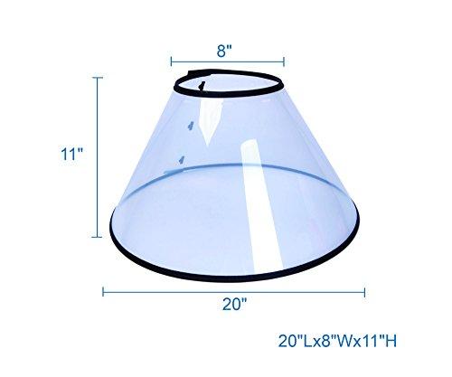 dog cone xl - 5
