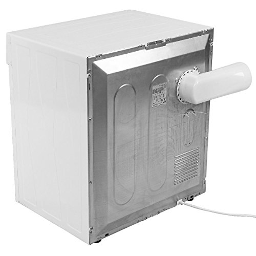 Small Clothes Dryer ~ Costway electric tumble dryer clothes laundry
