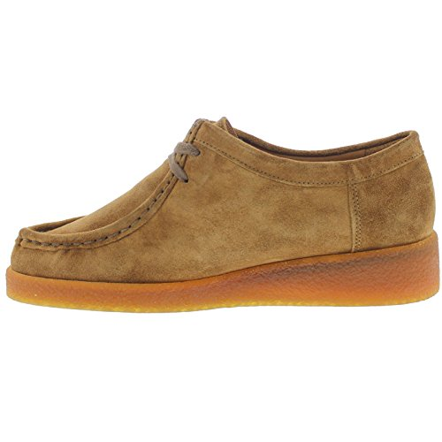 Shoes Womens Suede Mephisto Tobacco Christy xBY1nfw