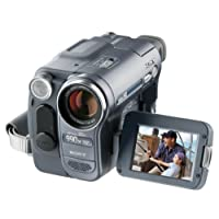 Sony CCD-TRV128 20x Optical Zoom 990x Digital Zoom Hi8 Analog Handycam (Discontinued by Manufacturer)