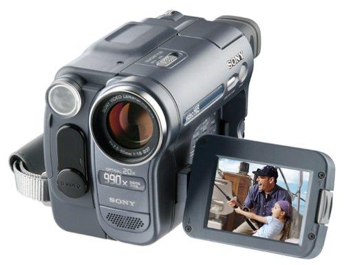 sony video camera cassette tape. amazon.com : sony ccd-trv128 20x optical zoom 990x digital hi8 analog handycam (discontinued by manufacturer) camera \u0026 photo video cassette tape