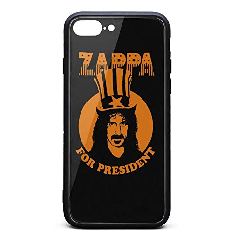 iPhone 7 Plus/iPhone 8 Plus Case Frank-Zappa-Burnt-Weeny-Sandwich- Slim Soft TPU Protective for iPhone 7 Plus/iPhone 8 Plus -