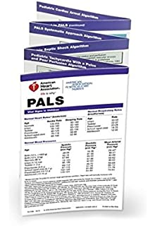Pediatric Avanced Life Support Pals Provider Manual Aha Pediatric Advanced Life Support Pals Provider Manual Aha 9781616695590 Amazon Com Books