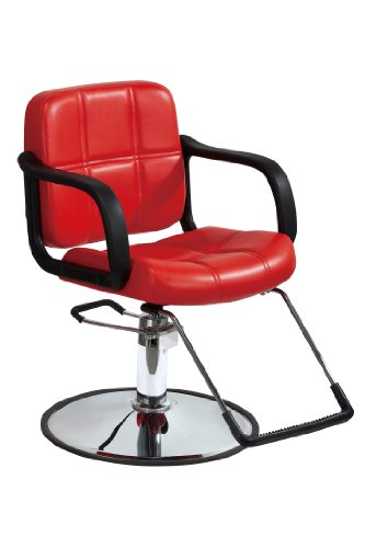 Hydraulic Barber Chair Styling Salon Beauty Equipment 5WR by BestSalon