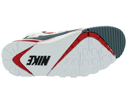 SC alta Air liscia White sneaker Nike unisex Trainer adulto pelle High xEqdzfw0d