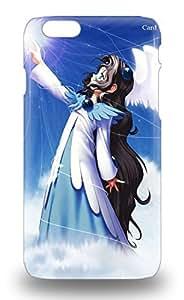 2015 Durable Japanese Kinmoto Sakura Card Captor Sakura Lovely Girl Back Case Cover For Iphone 6 2266945M16386126