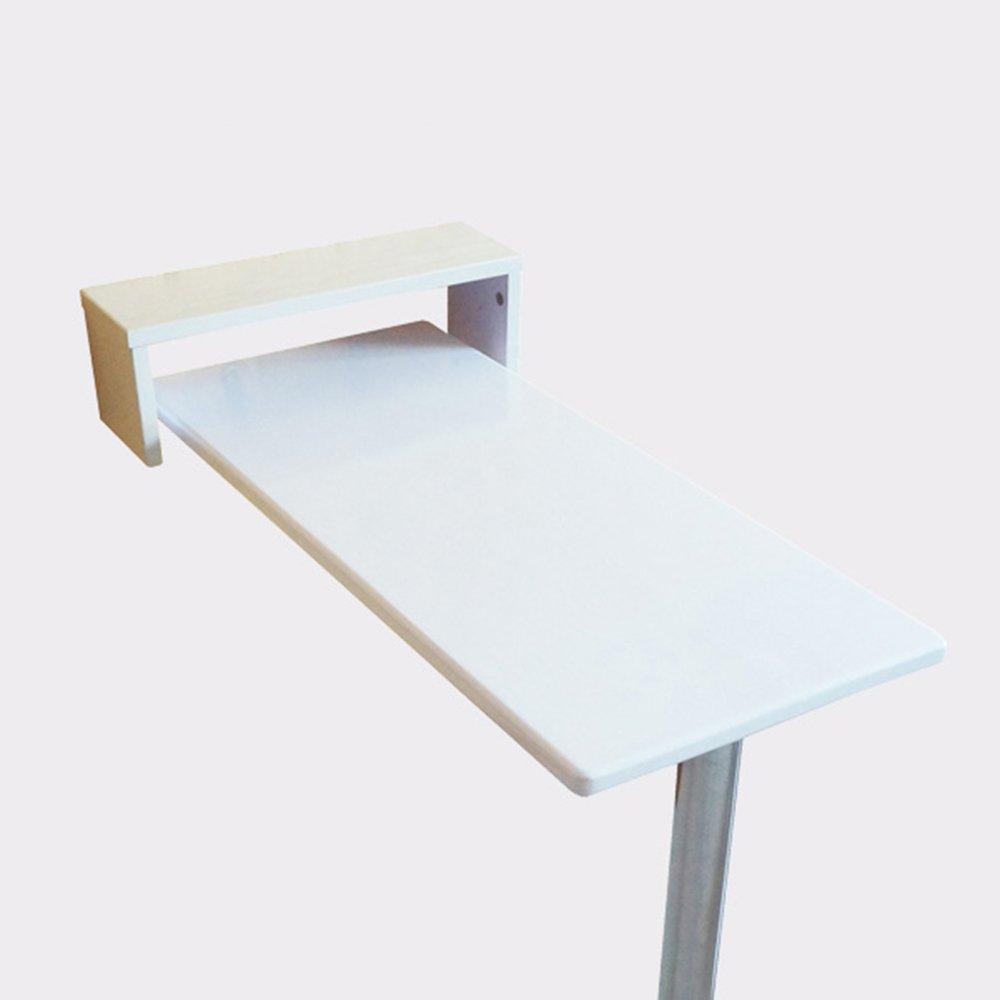 マチョン コンピュータデスク 折りたたみテーブルソリッドウッド壁掛けテーブルバルコニーテレスコピックテーブル (サイズ さいず : 85*20*80cm) B07F621C6S 85*20*80cm 85*20*80cm