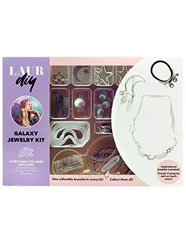 LaurDIY 37600005 Galaxy Jewelry Large DIY KIT, Multi CousinD.I.Y!
