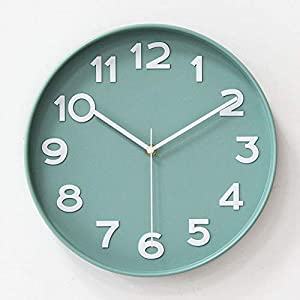 掛け時計 電波時計 おしゃれ 北欧 連続秒針 静音 壁掛け時計 自動受信