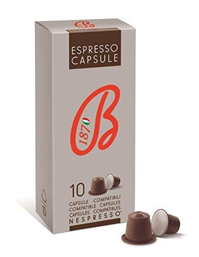 100 cápsulas compatibles Nespresso Expresso – 100 cápsulas Caffè Barbera compatibles Nespresso – máquina Nespresso Kit