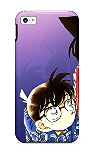 Lovers Gifts premium Phone Case For Iphone 5c/ Detective Conan Tpu Case Cover
