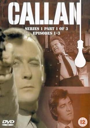Callan - Series 1 Episodes 1-3 [DVD] [1967]: Amazon co uk