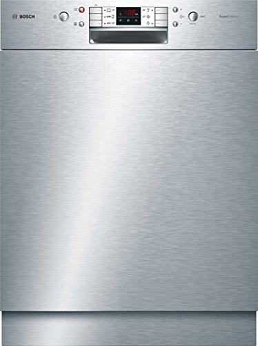 Bosch SMU68N25EU Serie 6 Unterbaugeschirrspüler / A++ / 266 kWh / 14 MGD / ActiveWater Technologie / DosierAssistent