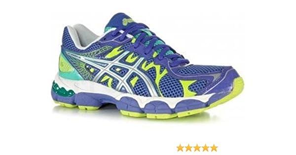 Asics Gel-Nimbus 16 GS Junior Zapatillas para Correr - 37: Amazon.es: Zapatos y complementos