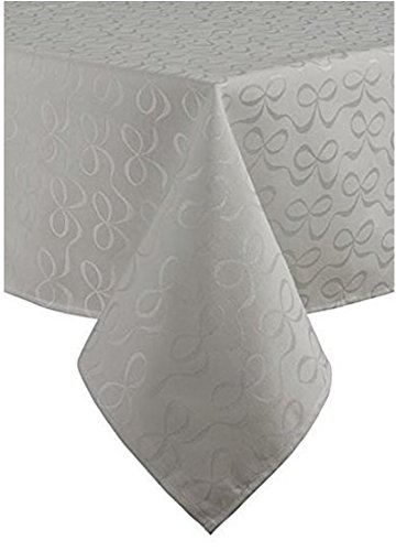Kate Spade All Wrapped Up Tablecloth, 60x102', Fresh Cream