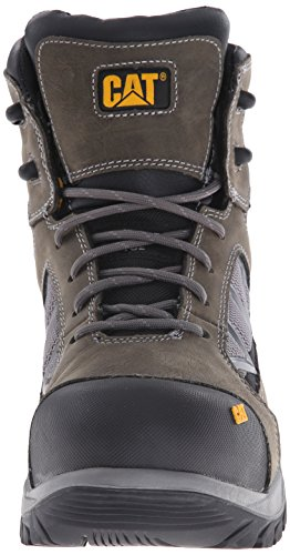 Boot Dark Grey Work WP Inch Caterpillar CT Compressor Men's 6 Gull wAq1w80n