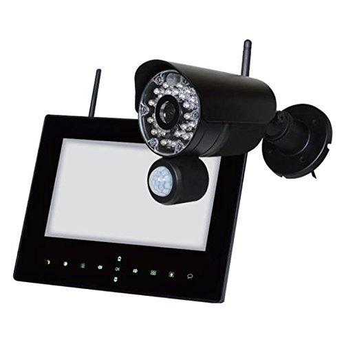 らくらくアイキャン 屋外ワイヤレスカメラセット B01J1BH6EQ