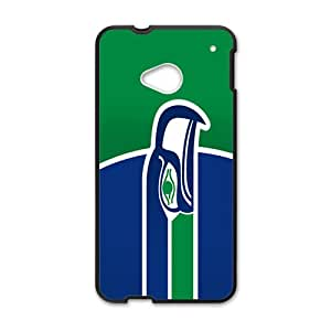 Malcolm Seattle Seahawks NFL Phone Case for HTC One M7