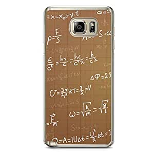 Physics Samsung Note 5 Transparent Edge Case - Design 2