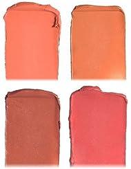 e.l.f. Multiple Colors Cream Blush Palette Soft 83340 .43 oz