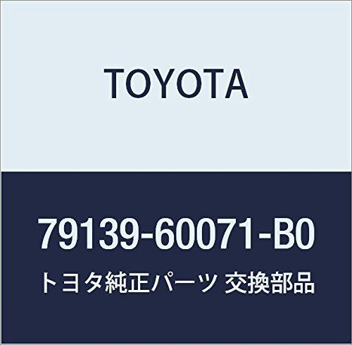 TOYOTA 79139-60071-B0 Seat Leg Bracket