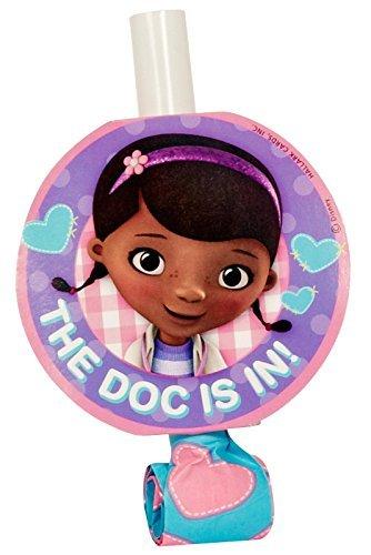 Disney Junior Doc McStuffins Blowouts (8) -