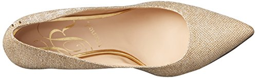Gold Pump Gianna Women's US Harlequin Renee Glitter J M 6 F6vgOg