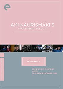 Aki Kaurismaki's Proletariat Trilogy: Eclipse Series 12 (Shadows in Paradise / Ariel / The Match Factory Girl) (The Criterion Collection)