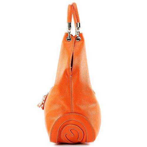arancione per di Modamoda De l'acquisto 330 italiana pelle Borsa agZ8qwO