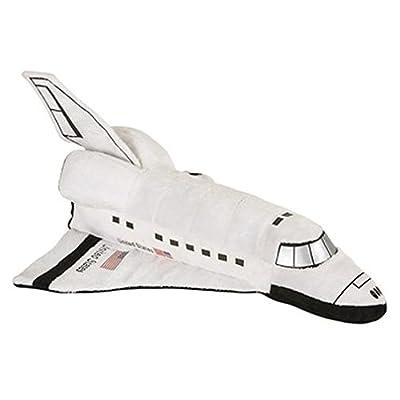 "14"" Space Shuttle Plush Stuffed Toy"
