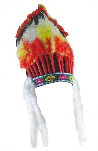 Forum Novelties Native American Headdress