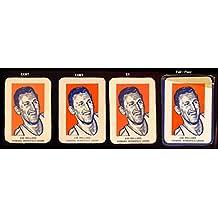 1952 wheaties regular (basketball) Card# 5 jim pollard por of the Minneapolis Lakers VGX Condition