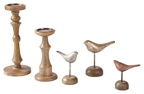 Ashley Furniture Signature Design - Denae Accessory Set - A2C00118 - Multicolor